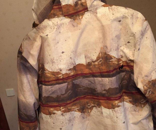 Куртка мембранная (сноубордическая). Фото 1.