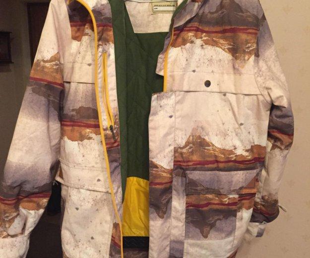 Куртка мембранная (сноубордическая). Фото 4.