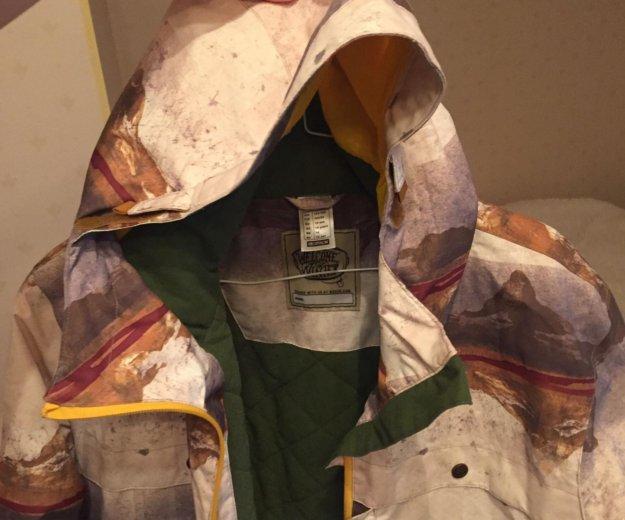 Куртка мембранная (сноубордическая). Фото 2.