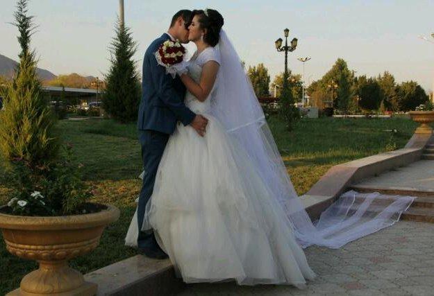 Свадебное платье. Фото 1. Люберцы.