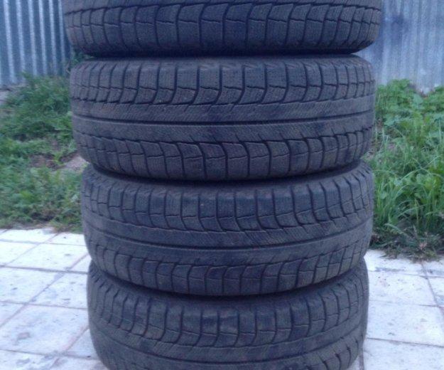 Michelin x-ice 195/65r15. Фото 4. Щёлково.