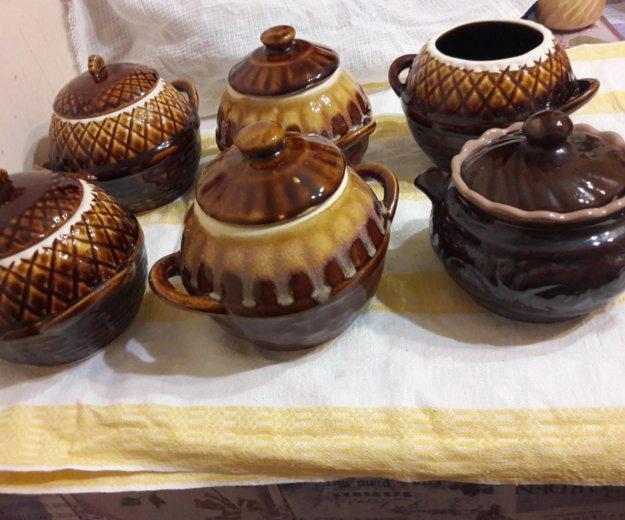 Горшочки для приготовления вкусных блюд в духове. Фото 2. Железнодорожный.