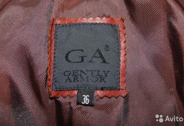 Куртка женская (натуральная кожа), р. 42-44. Фото 3. Санкт-Петербург.