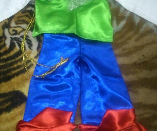 Продам детский костюм(гном). рост от 5 до 7 лет.. Фото 2. Челябинск.