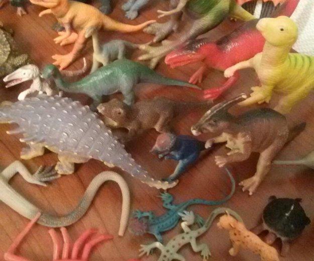 Динозавры. Фото 1. Котельники.