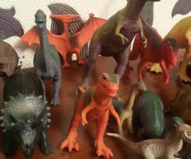 Динозавры. Фото 2. Котельники.