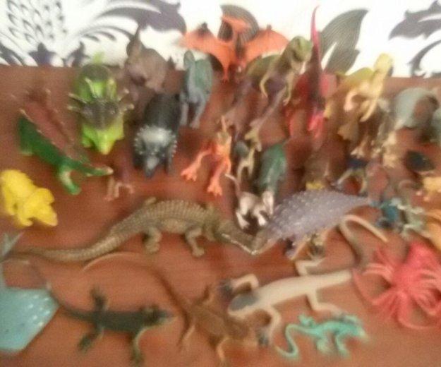 Динозавры. Фото 3. Котельники.