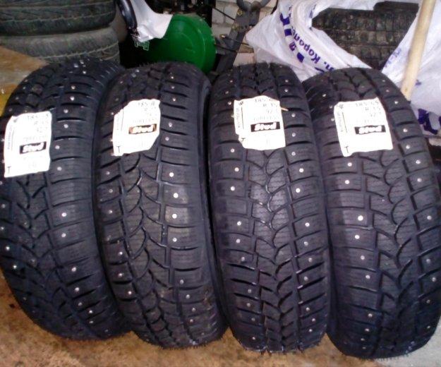 Новые зимние шины не дорого185/65 r15. Фото 1. Калязин.