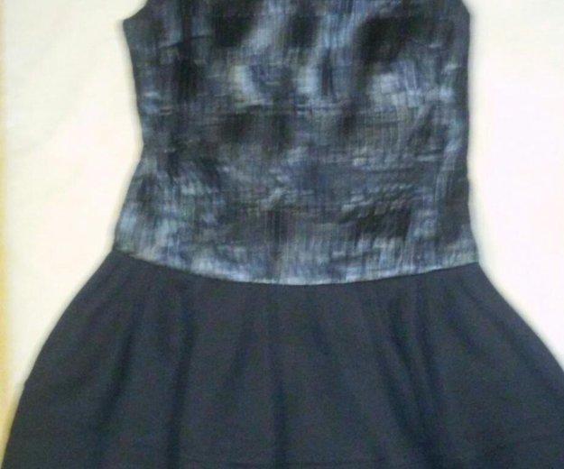 Платье нат кожа. Фото 1. Долгопрудный.