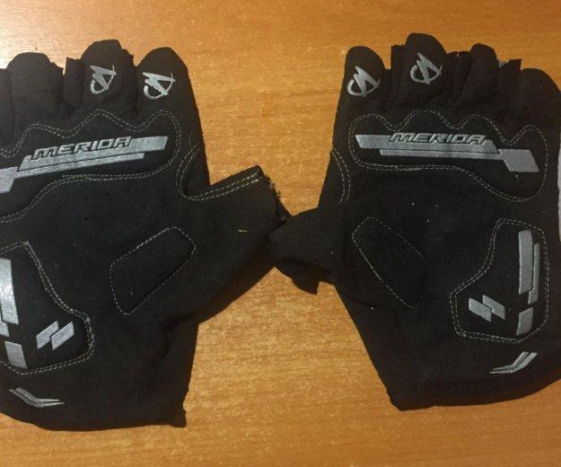 Велосипедный перчатки. Фото 1. Вологда.