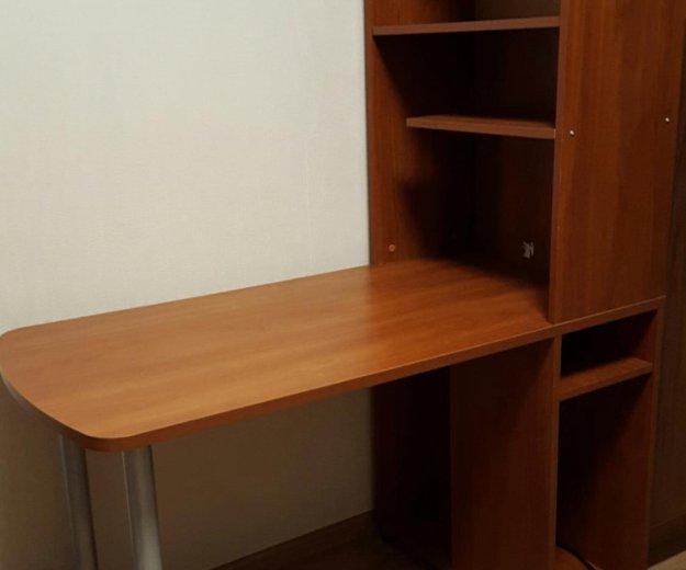 Компьютерный стол с надстройкой. Фото 1. Москва.