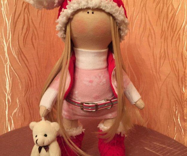 Интерьерная куколка снежа. Фото 1. Мончегорск.