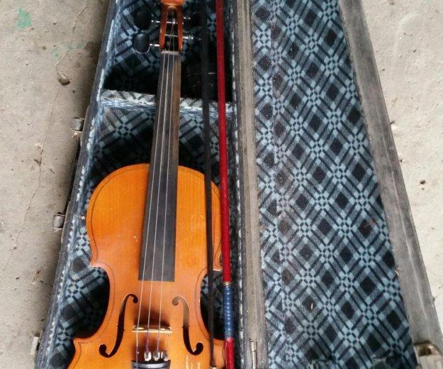 Скрипка. Фото 2. Славянск-на-Кубани.