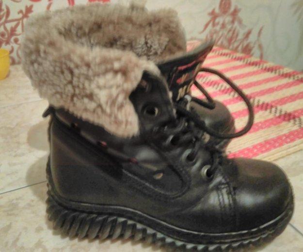 Сапоги/ ботинки зимние. Фото 1. Краснодар.