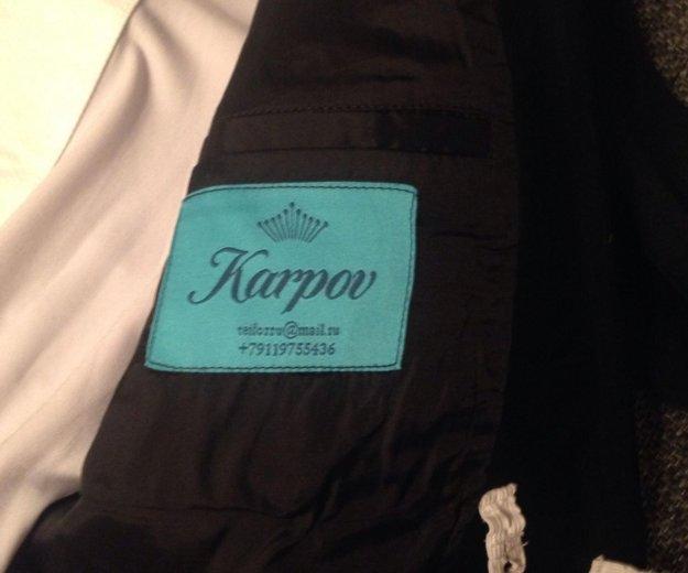Бальный фрак ( фрак, рубашка , брюки. Фото 1. Санкт-Петербург.
