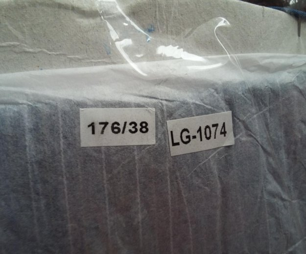 Новая мужская рубашка ,размер 176/38. Фото 2. Уфа.