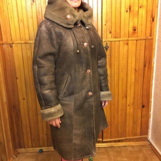 Дубленка женская тото 48. Фото 3. Санкт-Петербург.