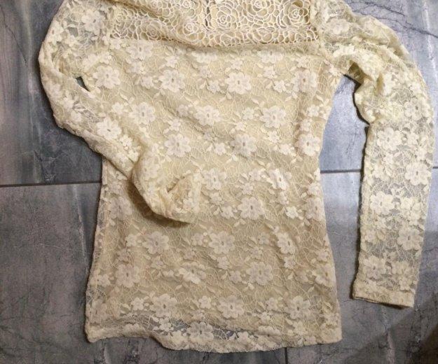 Кружевная блузка. Фото 2. Воскресенск.
