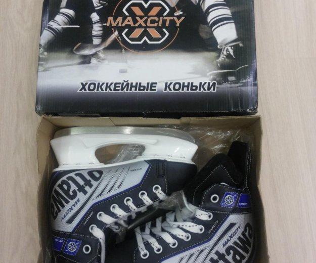 Коньки хоккейные. Фото 1. Мурманск.