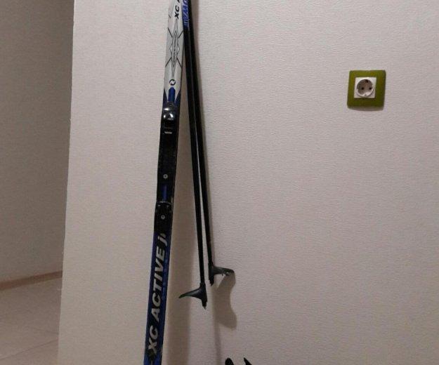 Лыжный комплект. Фото 1. Владимир.