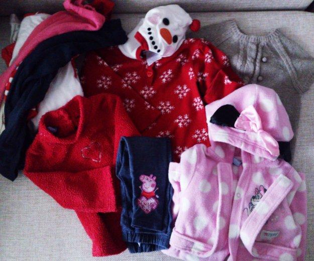 Пакет вещей для девочки. Фото 1. Санкт-Петербург.