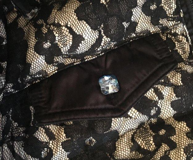 Куртка для девочки б/у. Фото 2.