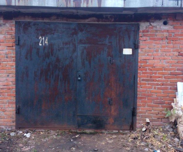 Сдам гараж с подьемником. Фото 1. Казань.