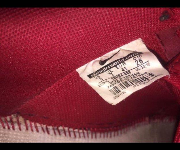 Nike. Фото 3. Реутов.