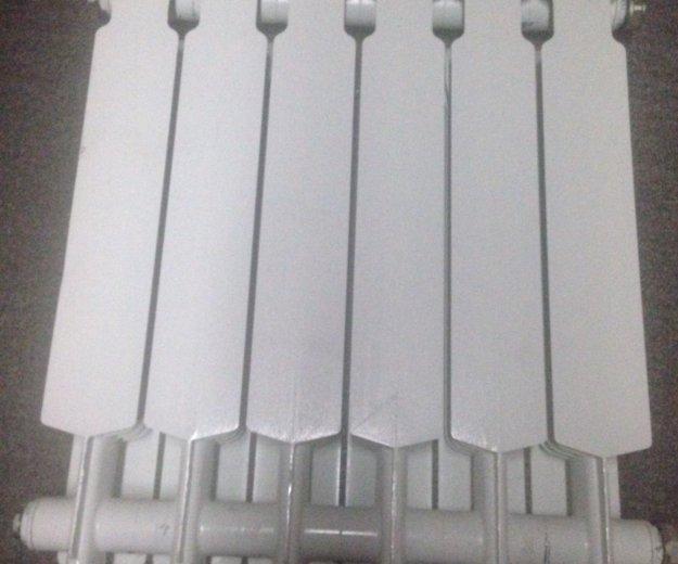 Радиаторы отопления. Фото 2. Мурино.