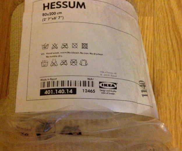 """Ковер ikea """"hessum"""" новый 80*200. Фото 2. Мытищи."""