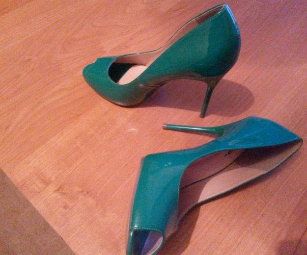 Туфли женские размер 38-39. Фото 1. Москва.