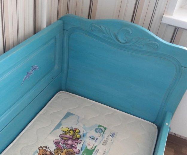 Детская кровать. Фото 1. Москва.