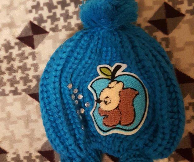 Новая шапка. Фото 3. Краснодар.