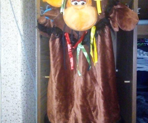Новогодний костюм обезьяны. Фото 1. Смоленск.
