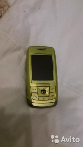 Samsung sgh-250. Фото 2. Москва.