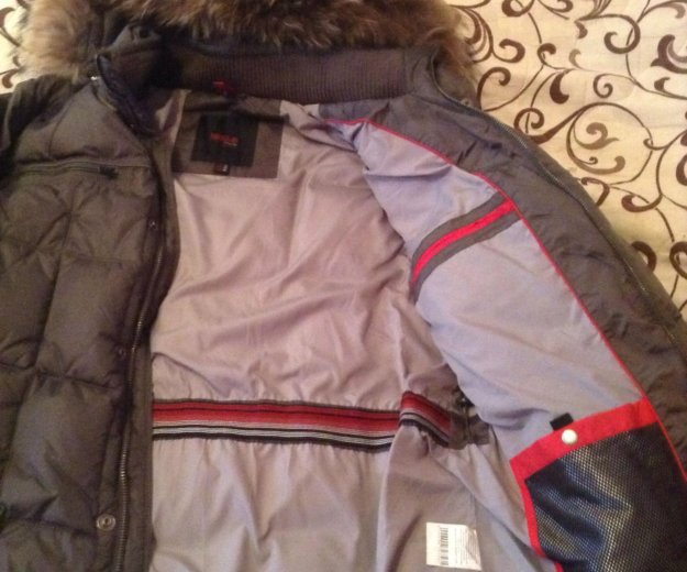 Куртка зимняя мужская р. 54-56. Фото 3. Наро-Фоминск.