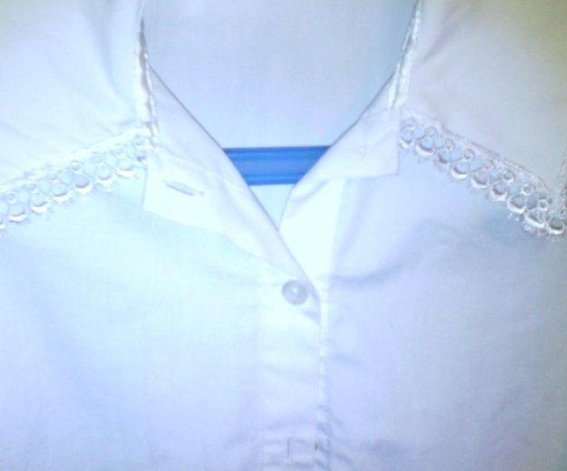 Белая блузка. Фото 2. Москва.