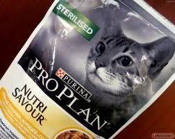 Проплан для кошек влажный корм. Фото 1. Электросталь.