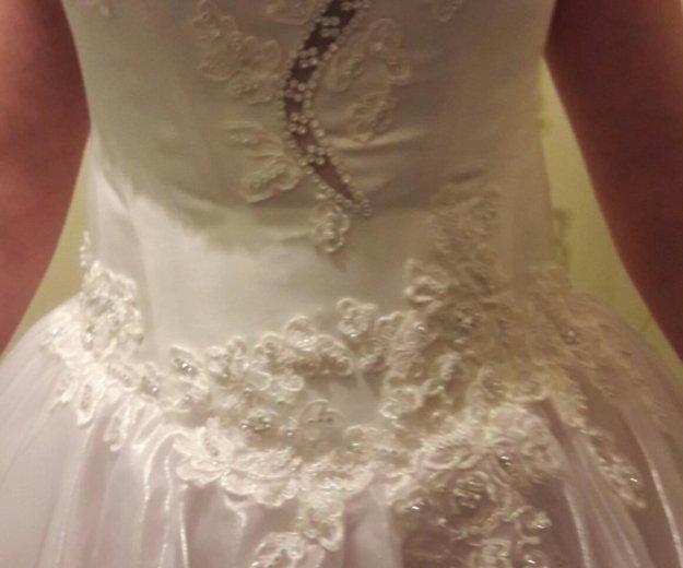 Свадебное платье. Фото 1. Бузулук.