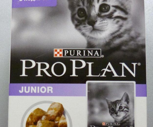 Проплан для кошек влажный корм. Фото 3. Электросталь.
