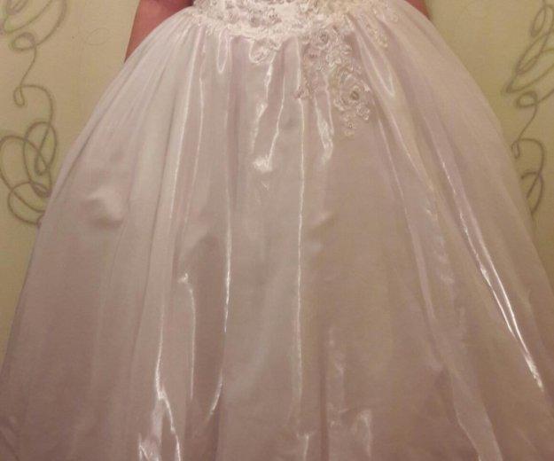 Свадебное платье. Фото 2. Бузулук.