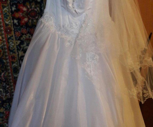 Свадебное платье. Фото 3. Бузулук.