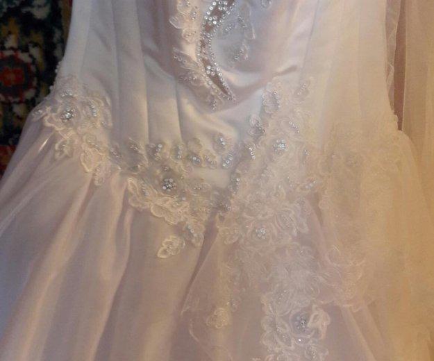 Свадебное платье. Фото 4. Бузулук.