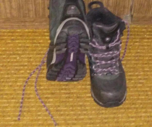 Ботинки мерел. Фото 2.