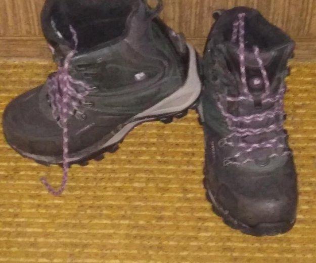 Ботинки мерел. Фото 3.