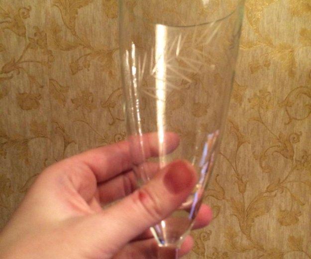 Бокалы для шампанского. Фото 2. Москва.
