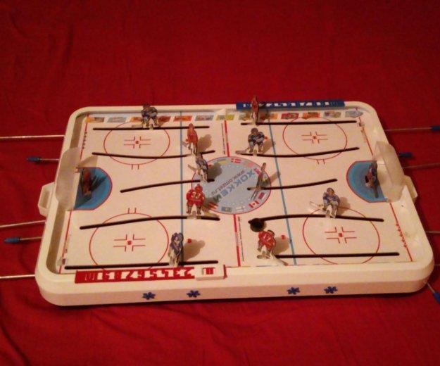Игра хоккей. Фото 1. Кашира.
