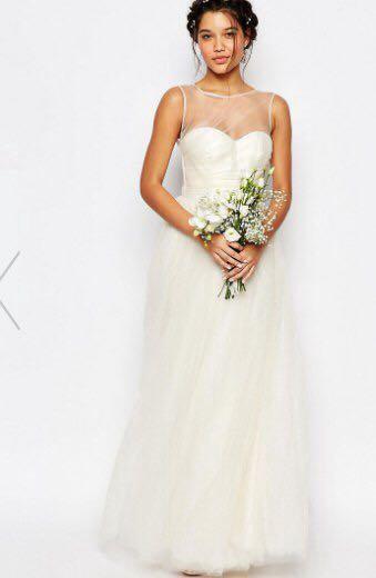Свадебное платье новое. Фото 1. Юбилейный.