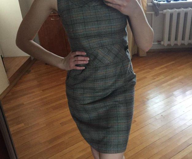 Платье zolla теплое. Фото 1. Уфа.