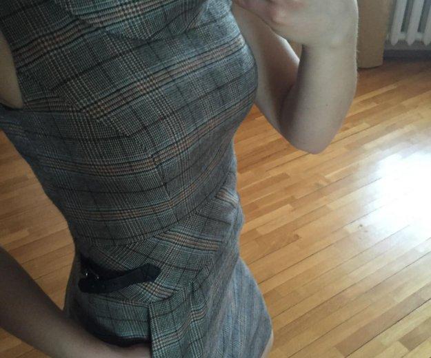 Платье zolla теплое. Фото 2. Уфа.